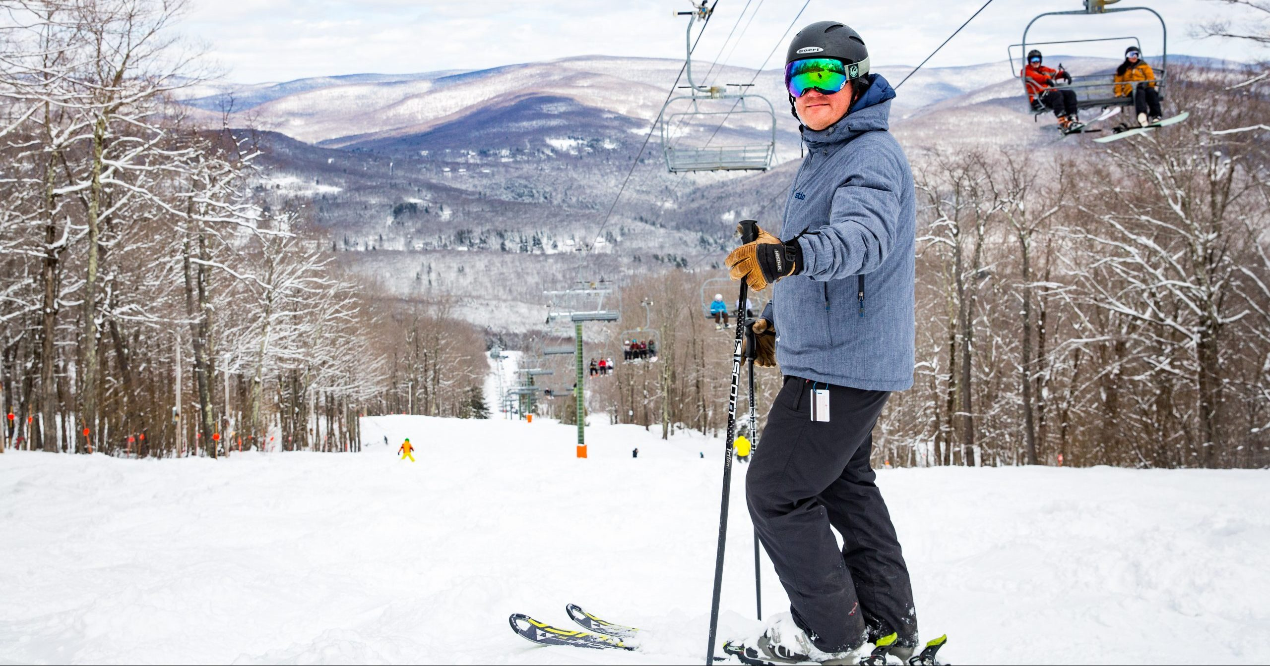 Ski at Belleayre Mountain