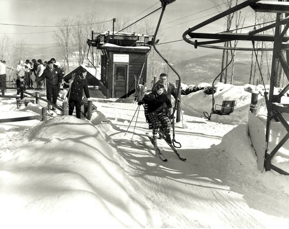 First Chairlift in NY