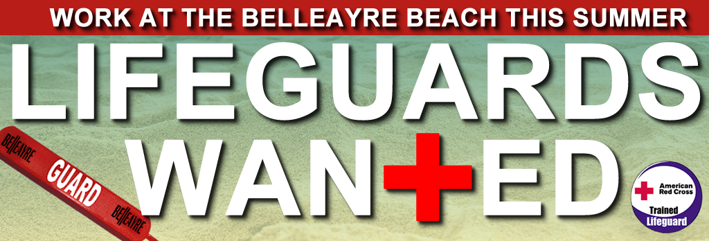 Lifeguards Wanted at the Belleayre Beach