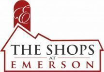 Logo for the Shops at Emerson