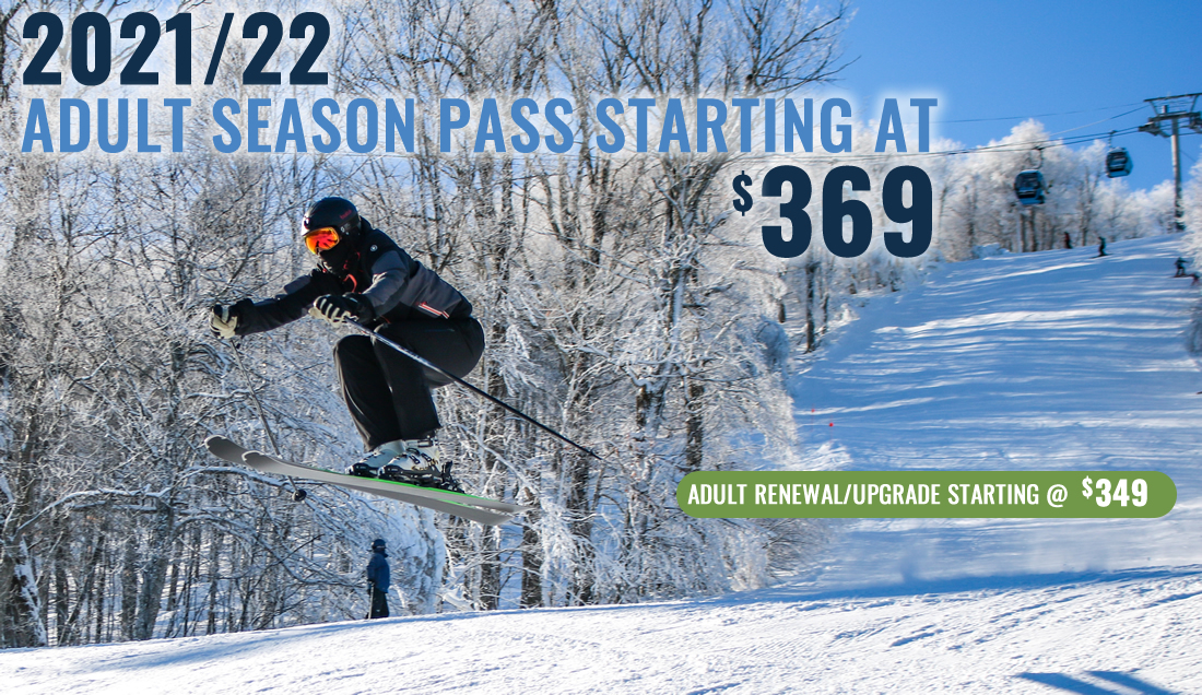 Season Passes on sale now