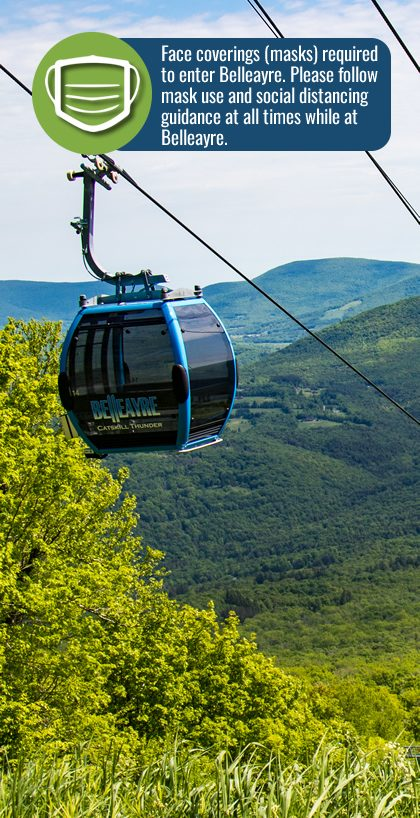 Scenic Gondola Rides - Weekends through Oct. 11