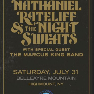 Nathaniel Rateliff & The Night Sweats with Special Guest, The Marcus King Band